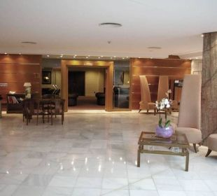 Gediegene Atmosphäre Hotel Serrano Palace