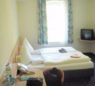 Doppelzimmer extra Hotel Schloss Schweinsburg
