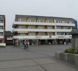 Blick vom Anleger Hotel Quisisana
