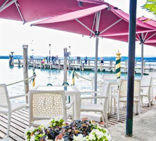"""""""Dei Poeti"""" Restaurant - Outdoor Hotel Sirmione e Promessi Sposi"""