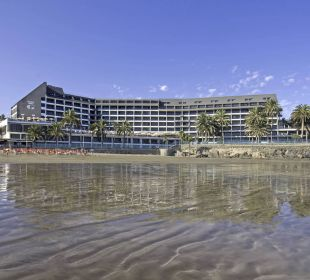 Frontseite des Hotels Hotel Dunas Don Gregory