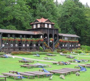 Historisches Badehaus Inselhotel Faakersee