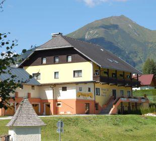 Traumhafte Bergwelt Hotel Lanz