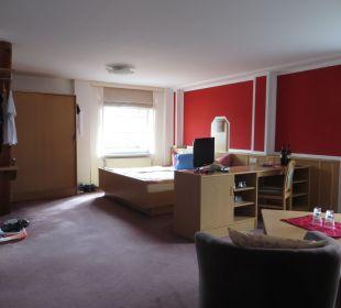 Geräumiges Doppelzimmer Hotel-Pension Keller