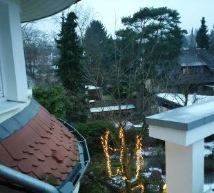 Ausblick Hotel Landhaus Alpinia
