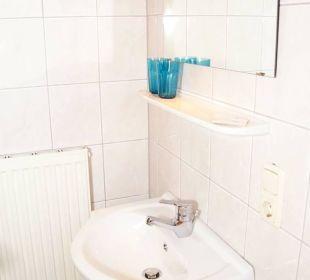 Badezimmer Gästehaus Gertrude