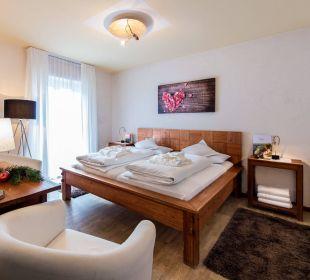 Doppelzimmer mit Balkon Parc Hotel Florian