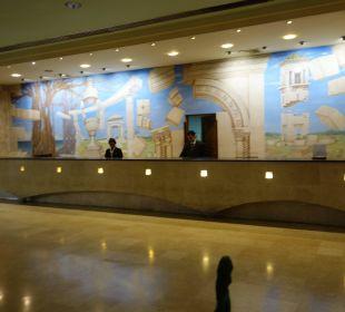 Lobby Memories Miramar Havana