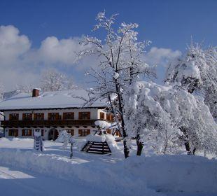 Kressenlehen im Winter Kressenlehen FeWo