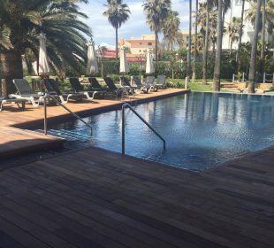 Schöner Pool Hotel Playa Golf