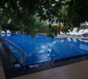 Pool Hotel Susantha Garden