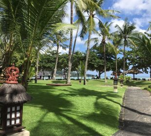 Weg zum Strand InterContinental Bali Resort