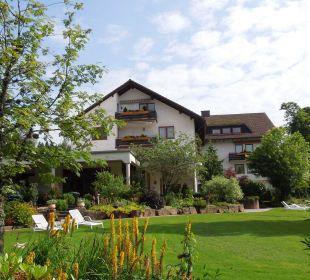 Seitenansicht Waldblick Hotel Kniebis
