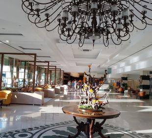 Lobby Innvista Hotels Belek