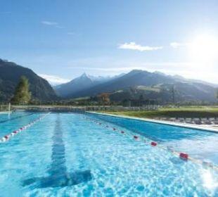 Sportbecken Hotel Tauern Spa Zell am See-Kaprun