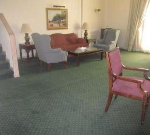 Sitzecke Ramada Hotel & Suites Al Khobar