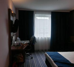 Zimmer Hotel Holiday Inn Express Hamburg City Centre