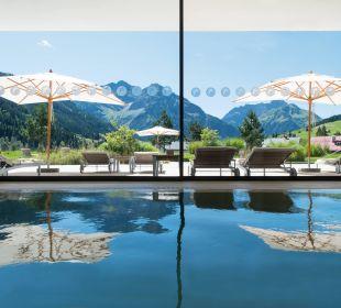 Innenpool Travel Charme Ifen Hotel Kleinwalsertal