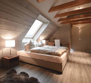 Appartement 13 - Schlafzimmer Stadt Chalet