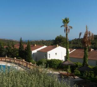Blick auf Pool Hotel Don Antonio
