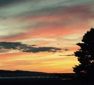 Sonnenuntergang Bluesun Hotel Soline