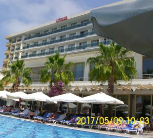 Pool Lycus Beach Hotel