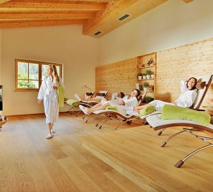 Wellnessbereich Natur & Aktiv Resort Ötztal (Nature Resort)