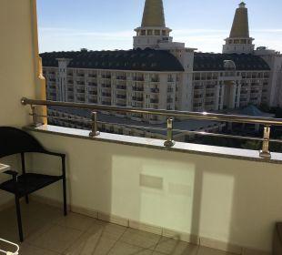 Balkon Hotel Delphin Imperial