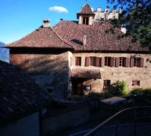 Außenansicht Hotel Schloß Thurnstein