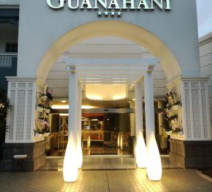 Außenansicht Adrián Hoteles Colón Guanahaní