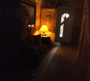 Lobby Hotel Landhaus Wremer Deel