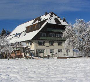 Winter auf dem Oberjosenhof Ferienbauernhof Oberjosenhof