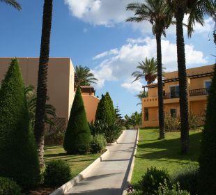 Hotelgelände Hotel Horizon Beach Resort