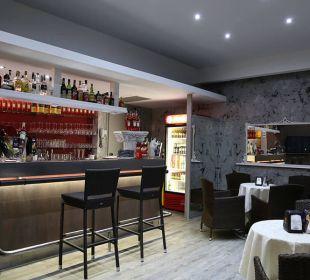 Lounge Bar Hotel Leonardo da Vinci