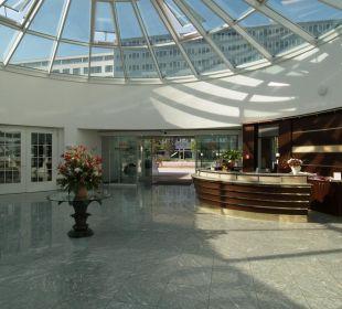 Foyer NewLivingHome Appartements Hamburg