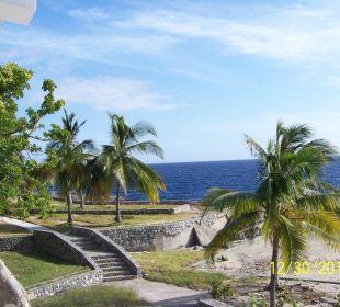 Blick vom Balkon Hotel Club Amigo Bucanero (existiert nicht mehr)