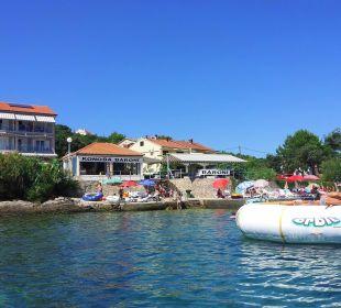 Strandsteg Baroni Insel Iz Pension Villa Baroni
