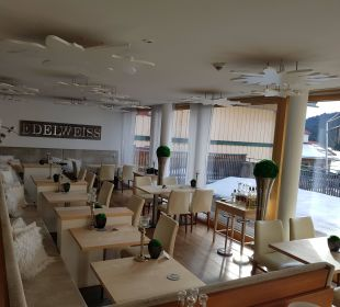 Restaurant Edelweiss Hubertus Alpin Lodge & Spa