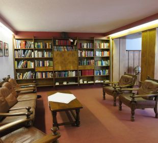 Bibliothek Kneipp- und WellVitalhotel Edelweiss