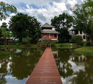 On the water Hotel Baan Chai Thung