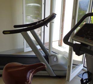 Fitnessgeräteraum 2013 Mondi-Holiday Seeblickhotel Grundlsee