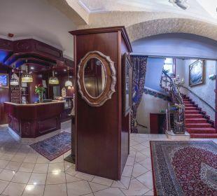 Lobby Hotel Urania