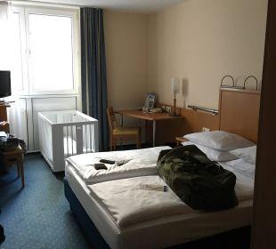 Zimmer 249 Best Western Hotel München-Airport