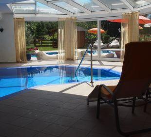 Binnenzwembad Hotel Grafenstein