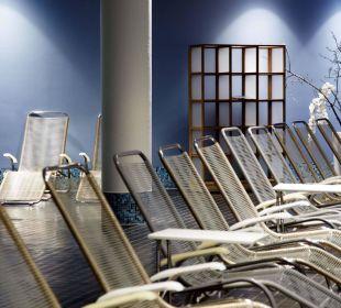 Wellness Liegebereich Hotel centrovital