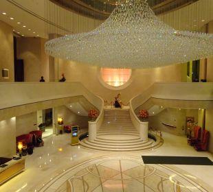 Großzügige Lobby Hotel Harbour Grand Hong Kong
