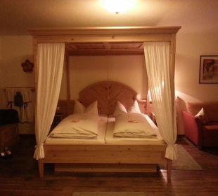 Geschmackvolle, saubere Zimmer  Hotel Landgasthof Hubertus