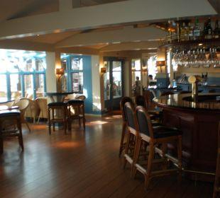 """Frühstücksraum / """"Marina Cafw"""" Romantik Hotel Bergström"""