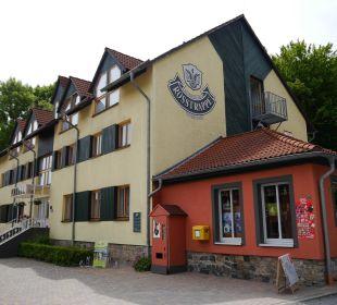 Gästehaus und Kiosk AKZENT Berghotel Rosstrappe