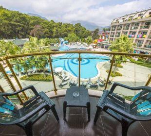 Standart room balcony Eldar Resort